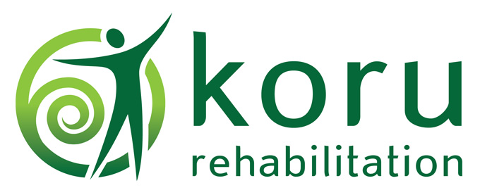 Rehabilitation Logo Design Koru Rehabilitation - ...